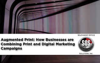 Augmented Print: How Businesses are Combining Print and Digital Marketing Campaigns